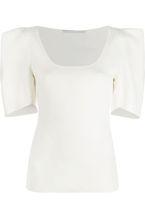 Stella McCartney Structured shoulders blouse