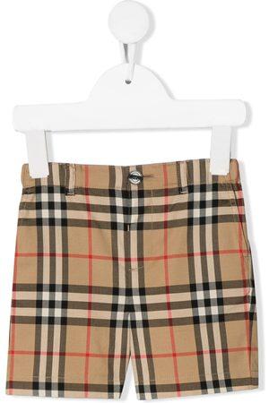 Burberry Signature check skirt