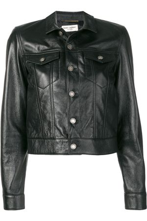 Saint Laurent Dames Donsjassen - Hybrid jacket