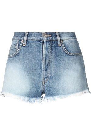 Alanui DENIM - Denim shorts