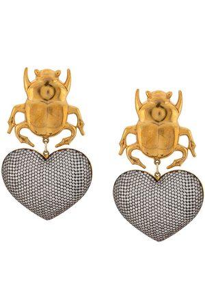 Begüm Khan Beetle My Love earrings