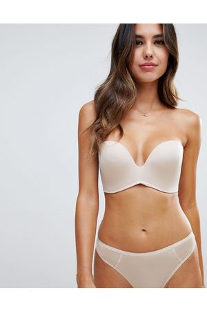 Wonderbra Dames Bh's & bustiers - New ultimate strapless bra a - g cup