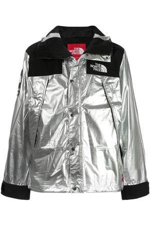 Supreme TNF Metallic Mountain parka