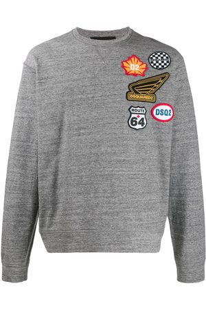 Dsquared2 Route 64 badge sweatshirt