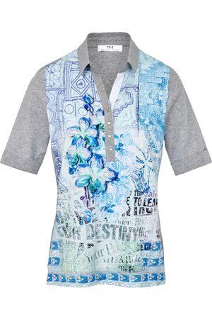 Peter Hahn Poloshirt korte mouwen multicolour