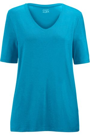 Anna Aura Dames Jeans - Jeans turquoise