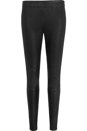 Uta Raasch Dames Leggings - Leren legging