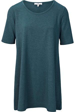 Peter Hahn Dames T-shirts - Lang shirt halflange mouwen