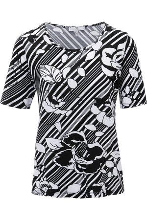 Peter Hahn Shirt ronde hals multicolour