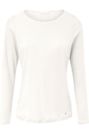 Efixelle Dames Lange mouw - Shirt 100% katoen lange mouwen Van