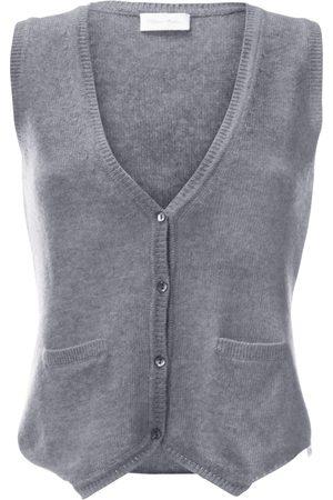 Peter Hahn Dames Vesten - Vest van 100% scheerwol