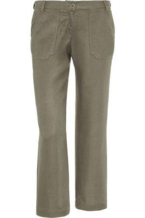 Brax Korte broeken - 7/8-broek model maine sport van 100% linnen Feel Good