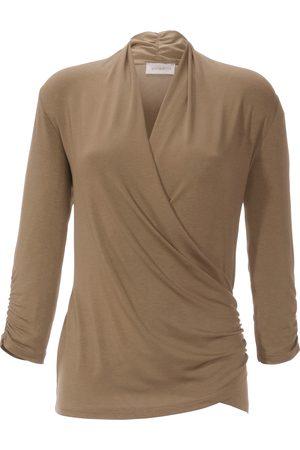 Peter Hahn Dames T-shirts - Shirt v-hals
