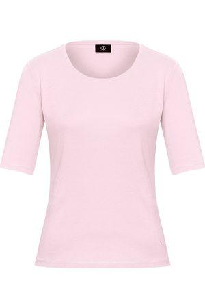 Bogner Dames T-shirts - Shirt model Velvet van 100% katoen lichtroze
