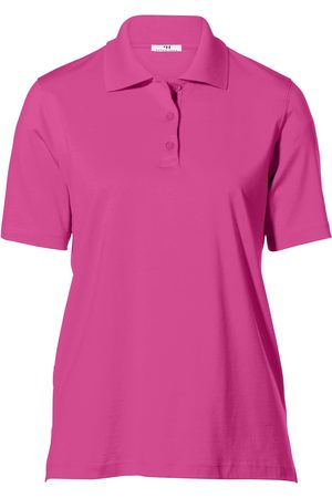 Peter Hahn Dames Korte mouw - Poloshirt korte mouwen
