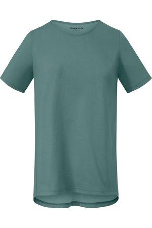 Green Cotton Shirt Van
