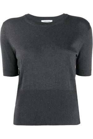 Thom Browne Intarsia knit jumper