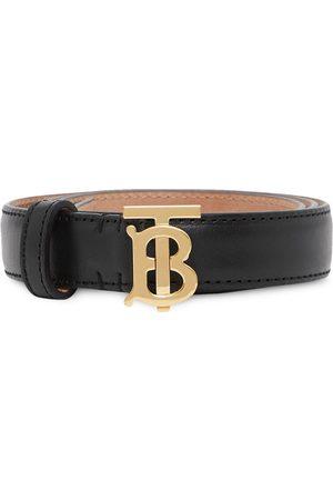 Burberry TB monogram belt