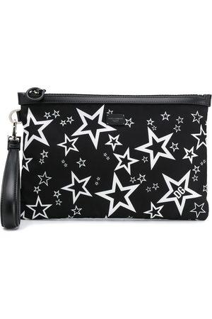Dolce & Gabbana Star print pouch