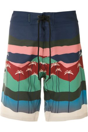 Track & Field Surf Ultramax printed swim shorts
