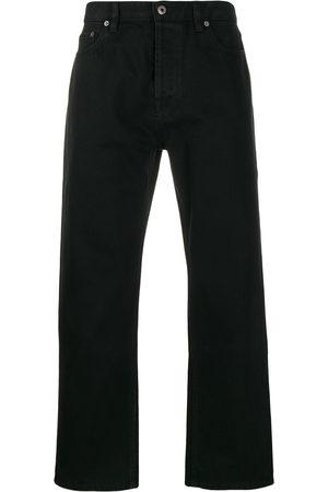 VALENTINO VLTN STAR straight-leg jeans