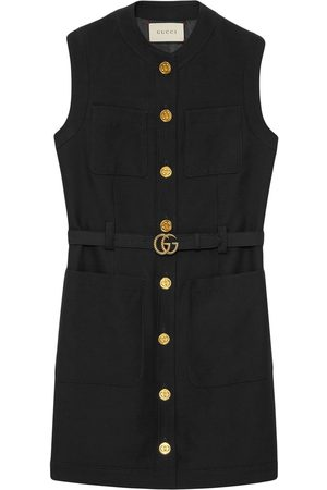 Gucci Belted vest jacket
