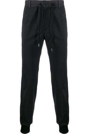 Dolce & Gabbana Stretch wool jogging bottoms