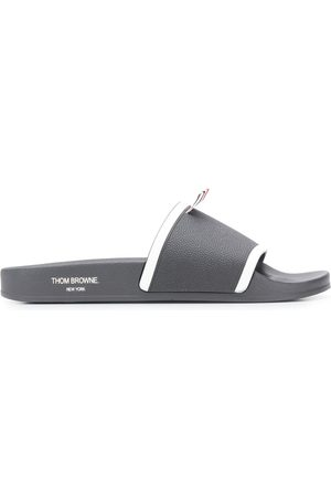 Thom Browne Molded Rubber Pool Slides