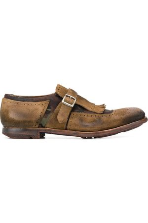 Church's Buckle strap derby shoes