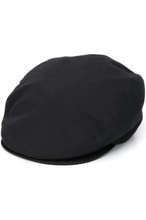 Dolce & Gabbana Heren Petten - Stretch cotton flat cap