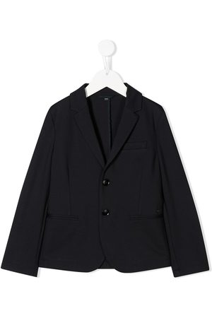 Emporio Armani Fitted formal blazer