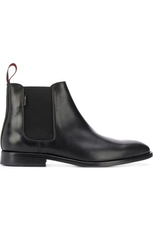 Paul Smith Stitched panel ankle boots