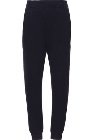 Prada Wool and cashmere jogging pants