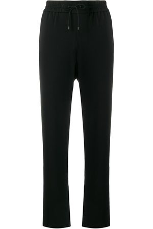 Kenzo Side floral-print track trousers