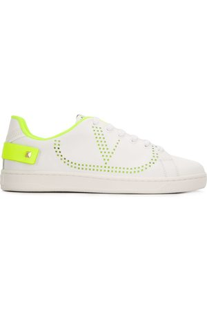 VALENTINO Garavani Backnet low-top sneakers