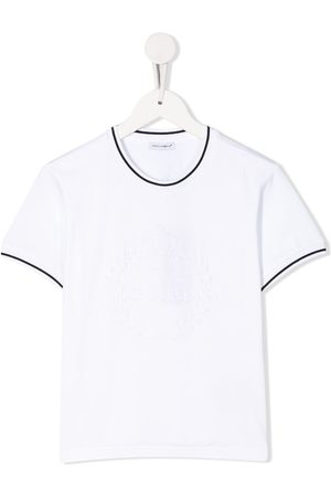 Dolce & Gabbana Contrast trim T-shirt