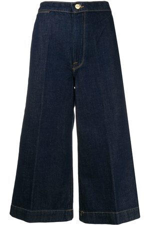 Frame Le Culotte cropped jeans