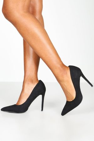 Boohoo Basic Stiletto Heel Court Shoes