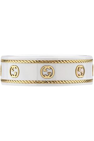 Gucci Monogrammed ring