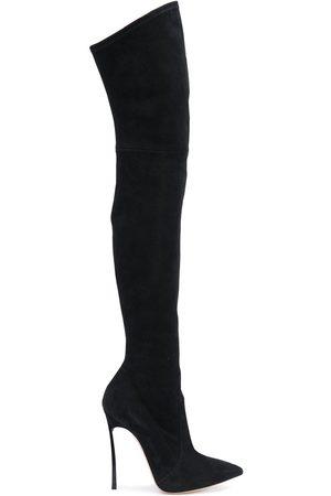 Casadei Dames Hoge laarzen - Over-the-knee Blade boots