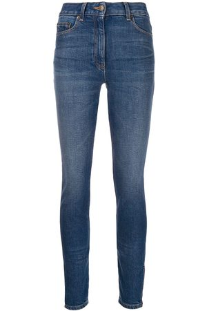 Moschino Faded skinny jeans