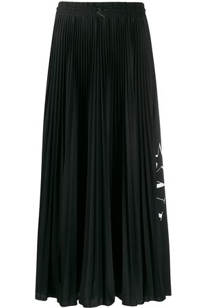 VALENTINO VLTN STAR pleated skirt
