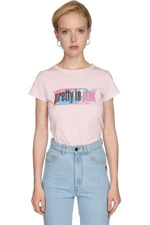 Marc Jacobs Printed Logo Jersey T-shirt
