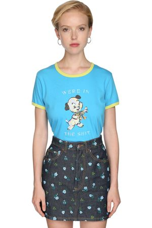 Marc Jacobs Printed Jersey T-shirt