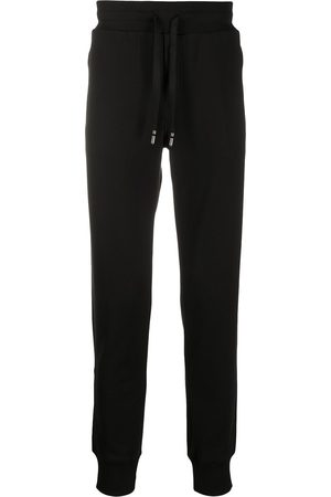 Dolce & Gabbana Drawstring cuffed track trousers