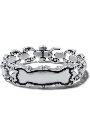 Duffy Jewellery Scroll ID bracelet