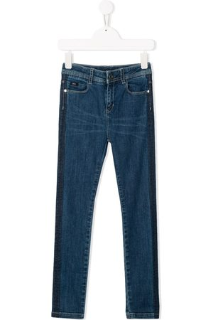 HUGO BOSS Mid-rise skinny jeans
