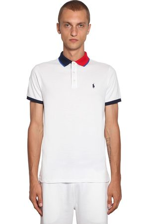 Polo Ralph Lauren Logo Cotton Piquet Polo