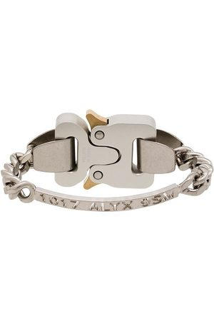 1017 ALYX 9SM Tone logo-engraved bracelet
