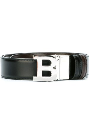 Bally Logo buckle belt